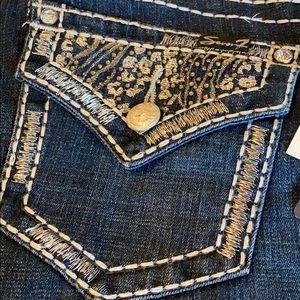 Seven embellished jeans NWT